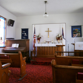 Pringle United Methodist Church in Pringle,SD 57773