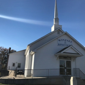 Winfall Baptist Church in Gladys,VA 24554