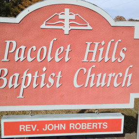 Pacolet Hills Baptist Church in Columbus,NC 28722