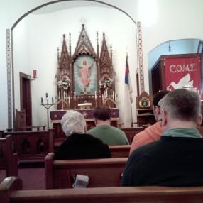 St John's First Hungarian Lutheran Church
