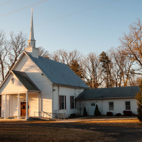 Richardsville United Methodist Church in Richardsville,VA 22736