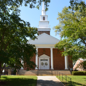 Newell Baptist Church in Charlotte,NC 28213