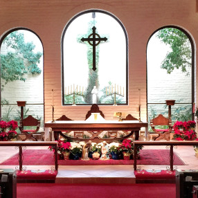 All Saints of the Desert Episcopal Church in Sun City,AZ 85351