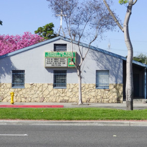 Cristo Rey Lutheran Church in Bell Gardens,CA 90201