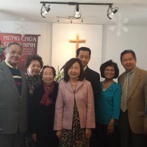 Nhà thờ Tin Lành Báp Tít   Việt Nam - Vietnamese Faith Baptist Church of Charlotte