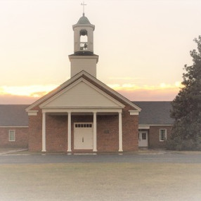 Arvon Baptist Church in New Canton ,VA 23123