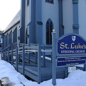 St. Luke's Church in Chester,VT 2659