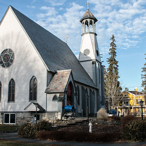 St. Luke's Church in Chester,VT 2659