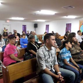Iglesia de Dios Manantial en el Desierto
