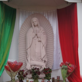 María, Reina de las Américas Catholic Church