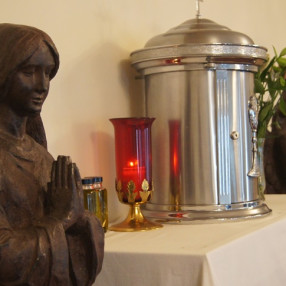 Santa Teresa del Niño Jesús Catholic Mission