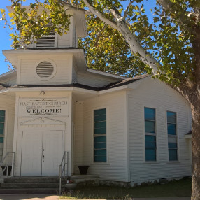 First Poolville Baptist Church