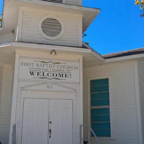 First Poolville Baptist Church