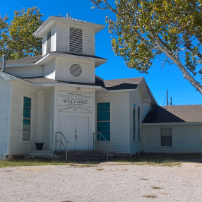 First Poolville Baptist Church in Poolville,TX 76487