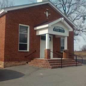 Martling United Methodist Church in Albertville,AL 35951