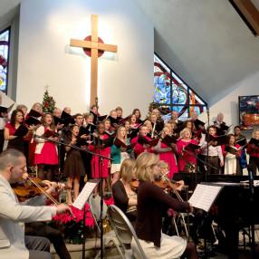 First Presbyterian Church of Upland in Upland,CA 91786