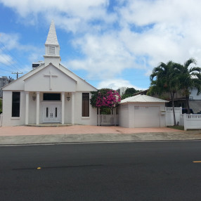 Honolulu Church of God - Cleveland
