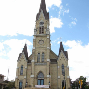 St Lucas Lutheran Church in Milwaukee,WI 53207