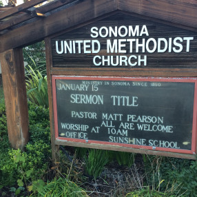 Sonoma United Methodist Church