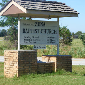 Zena Baptist Church