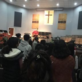 Clarksville Korean Church of the Nazarene 클락스빌 테네시 주님의 몸된 교회