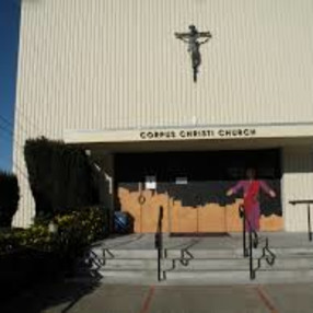 Corpus Christi Catholic Church in San Francisco,CA 94112-2667