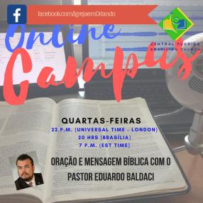 Igreja Batista Brasileira Central Flórida