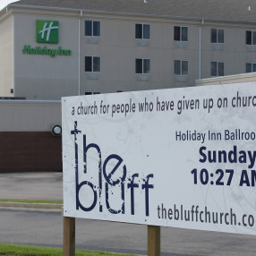 The Bluff Church in Poplar Bluff,MO 63901-5136