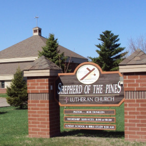 Shepherd Of The Pines Lutheran Church in Rice,MN 56367
