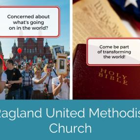 Ragland United Methodist Church