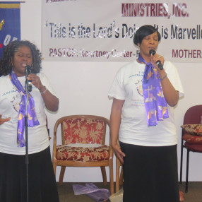 Ambassadors For Christ Community Outreach Ministries, Inc