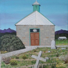 San Antonio Catholic Church in Tajique,NM 87016-9707