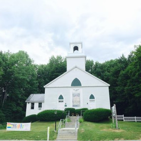 Readfield United Methodist Church in Readfield,ME 2285