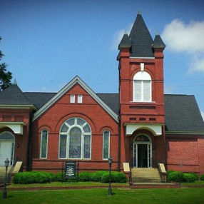 First Baptist Church Montezuma