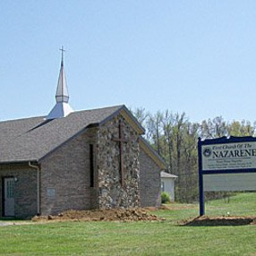 Dyersburg First Church of the Nazarene in Dyersburg,TN 38024