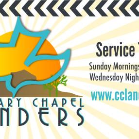Calvary Chapel Landers