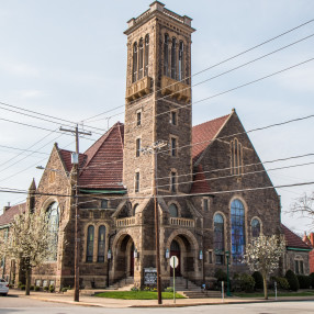 Grace Presbyterian Church in Kittanning,PA 16201-1547
