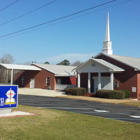 Lee Street Baptist Church in Enterprise,AL 36330