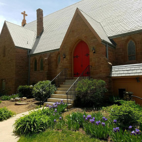 Saint Andrew's Episcopal Church of Manitou Springs in Manitou Springs,CO 80829
