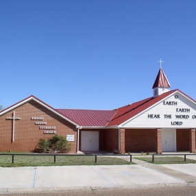 Abiding Savior Lutheran Church in Zapata,TX 78076