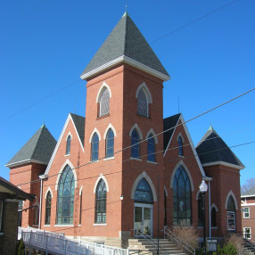 Markle United Methodist Church in Markle,IN 46770
