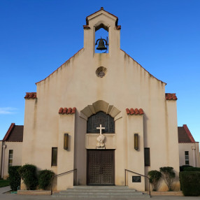 Zion Lutheran Church in Terra Bella,CA 93270