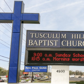 Tusculum Hills Baptist Church in Nashville,TN 37211