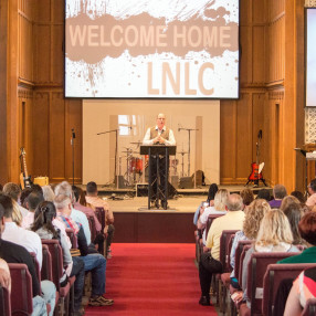 LAKEWOOD NEW LIFE CHURCH