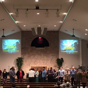 Center Point Pentecostal Church