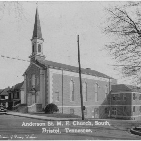 Anderson Street United Methodist Church in Bristol,TN 37620