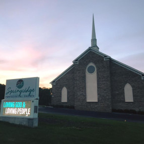 Springridge Pentecostal Church in Raymond,MS 39154