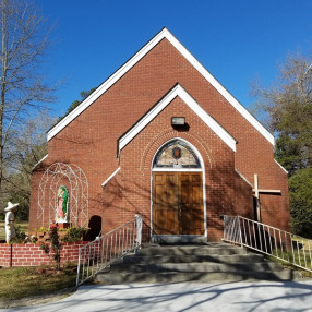 San Juan Diego Catholic Mission in Ingold,NC 28446