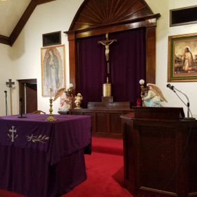 San Juan Diego Catholic Mission