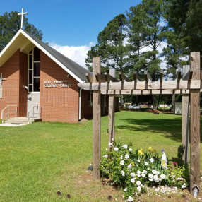 Holy Trinity Catholic Church in Williamston,NC 27892